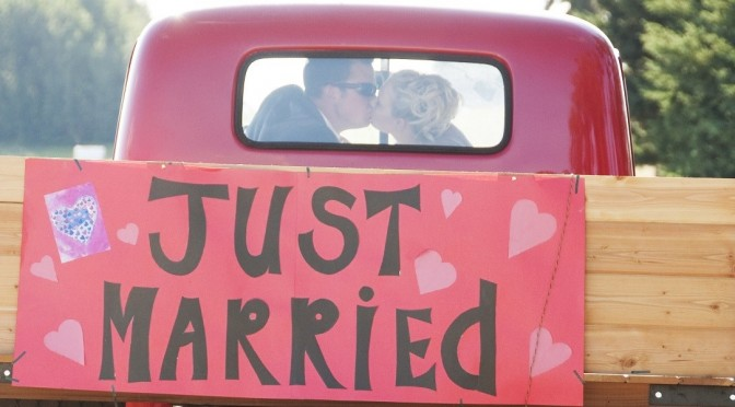 just married google and twitter